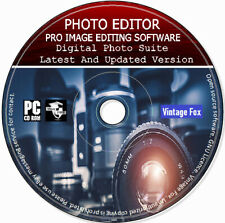 Pro Photo Image Editor Illustrator Painter Photography Software For PC MAC 2020