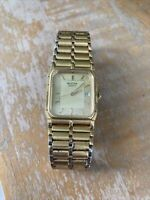 Bulova 92B63 Gold Tone Watch West Germany