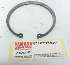 99009-95500-00 Circlip, 990099550000 -MD750- ORIGINAL YAMAHA PARTS