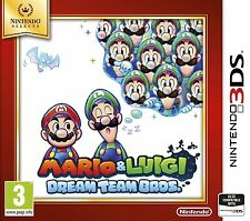 Mario & Luigi Dream Team Bros 3DS NUEVO PRECINTADO CASTELLANO NINTENDO 3DS