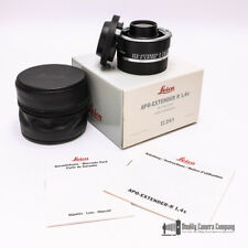 LEICA APO-EXTENDER-R 1.4x #11249 - EXTEND YOUR REACH -  EXCELLENT++++