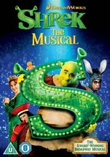 Shrek the Musical - Sealed NEW DVD - Broadway Musical