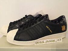 Adidas Superstar 211 Bape Undftd nos 10,5 10 45 consorcio Negro Bathing Ape Camo