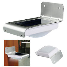 Solar Power Motion Sensor Garden Security Lamp 16 LED Outdoor Light
