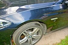 BMW F10 F11 LCI Kotflügel LINKS Seitenwand / Lack 668 Schwarz2