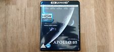 Apollo 13 4K UHD Blu-ray 2 disc with digital download