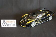 Bburago Ferrari FXX K 1:18 #44 Black (PJBB)