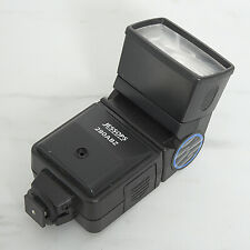 JESSOPS 280ABZ ELECTRONIC Bounce Swivel and Zoom Flash for Hot Shoe