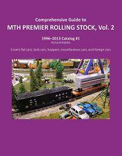 MTH PREMIER ROLLING STOCK VOLUMES I & II