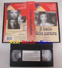 film VHS IL BACIO DELLA PANTERA Simone Simon Kent Smith 1942 b/n  (F28)  no dvd