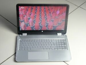 """HP ENVY X360 15, 2 in 1 laptop, 12GB RAM 15.6""""  HD, 1TB HDD,"""