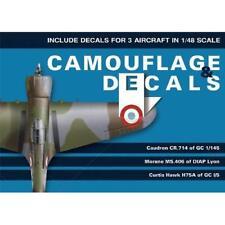 Camouflage & Decals: Caudron CR.714 of GC 1/145, Morane - Paperback NEW Belcarz,