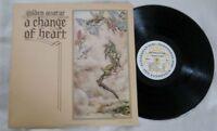 Golden Avatar-A Change of Heart-1976 Sudarshan Disc LP-Original Sleeve-EX Vinyl