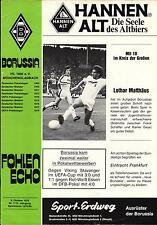 BL 79/80 Borussia Mönchengladbach - Eintracht Frankfurt, 06.10.1979