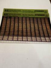 Steiger Bearcat Cougar 1000 Series Parts Catalog Manual Fiche Microfiche