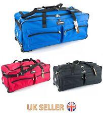 XL Jeep 27 Inch Wheeled Travel Luggage Trolley Case Holdall Suitcase Duffel Bag
