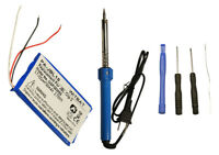 Replacement Battery for JBL Clip 2 BT Speaker CLIP2BLKAM CS056US P04405201 +Tool