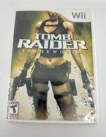 Tomb Raider: Underworld Complete (Nintendo Wii)