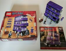 ⭐️LEGO 75957 HARRY POTTER HOGWARTS KNIGHT BUS INSTRUCTIONS ONLY NEW⭐️