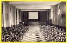 CPSM SAINT OMER (Pas de Calais) Cinéma Salle des FÊTES du COLLÈGE Saint BERTIN