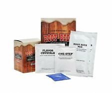 Mr. Root Beer Home Brewing Root Beer Refill Kit , New, Free Shipping