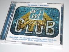 BEST OF WWF CLUB 2 CD´S DURAN DURAN NENA GUESCH PATTI BANGLES  PAUL YOUNG   (YZ)
