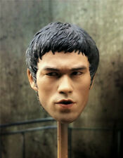 1/6 Scale Chinese Kung Fu Star Headplay Bruce Lee Head Sculpt Way of the Dragon