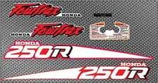 88-89 TRX ATV 250R Fourtrax Quad 10pc Decals stickers Graphics ATC Kit