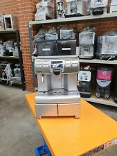Saeco Aulika Coffee Machine w/ Fridge