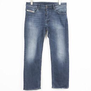 Diesel Waykee Lavage 0814W_Extensible Jean Standard Droit Hommes Taille W33 L29