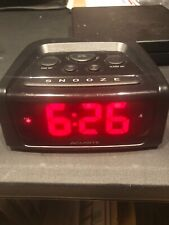 AcuRite Daylight Savings Time Zone Intelli-Time Alarm Clock Pre-owned