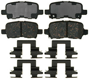 Disc Brake Pad Set fits 2002-2008 Honda Pilot Odyssey  ACDELCO PROFESSIONAL BRAK