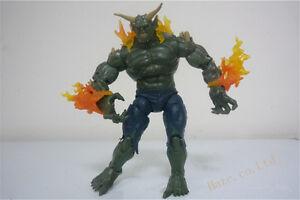 "Legends Infinite Series Spiderman Green Goblin Loose Figure Model Toy 8"""