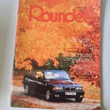 Roundel BMW Magazine Topless Tyrol Deutschland Disney january 1994 052817nonrh