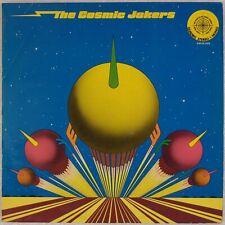 THE COSMIC JOKERS: Self Titled '74 Kosmische Musik Quad Stereo Kraut Psych LP
