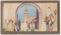 Tripoli Libya City Gate Moor North Africa Islam 90+ Y/O Ad Trade Card