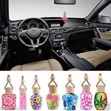 The Fashion Fashion Decoration Air Fresh Eco-Car Fragrance Bottle Polymer Clay