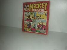 MICKEY POCHE MENSUEL n° 37  WALT DISNEY 1977