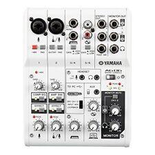 Yamaha Ag06 USB 6-channel Mixer/interface Audio Garantie Inc