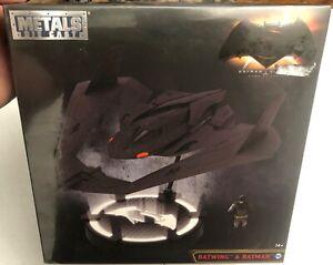 Jada Toys Batwing and Batman FS NEW Model Kit 'Sullys Hobbies'