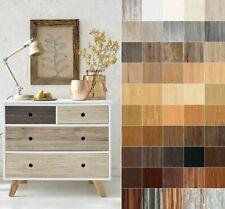 6,90?/m² Selbstklebende Folie Tapete Klebefolie Möbel Küche Tür Holz Optik Dekor