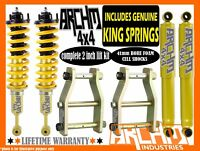 MAZDA BT50 2011-ON COIL SPRING / ARCHM4X4 2INCH 50mm(2 INCH) SUSPENSION LIFT KIT