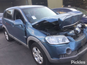 WRECKING NOW HOLDEN CAPTIVA 2010 7 SEATER 3.2L AUTO.