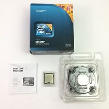 Intel Core i7-920 SLBEJ 2.66GHz Quad Core LGA1366 CPU Processor w/ Fan & Book