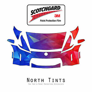 3M Scotchgard Paint Protection PreCut Clear Bra PPF for Nissan 370Z 2013-2020