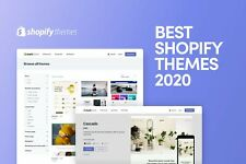 135 Best Premium Shopify Themes*Official*Updated*Fast Delivery($4700 Value)
