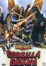Dvd GODZILLA CONTRO I GIGANTI - (1973) Contenuti Extra ......NUOVO