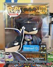 Funko POP! Heroes 270 Batman First Appearance Batman 80 Years Walmart Exclusive