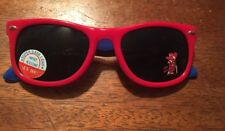 Vintage Ole Miss Rebels Col. Reb Sunglasses UV 100