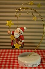 Midwest of Cannon Falls Santa Ornament Wish Upon a Star Eddie Walker 1999